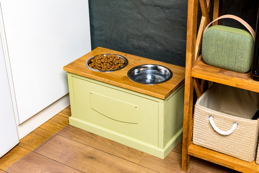 best elevated dog bowls for large dogs