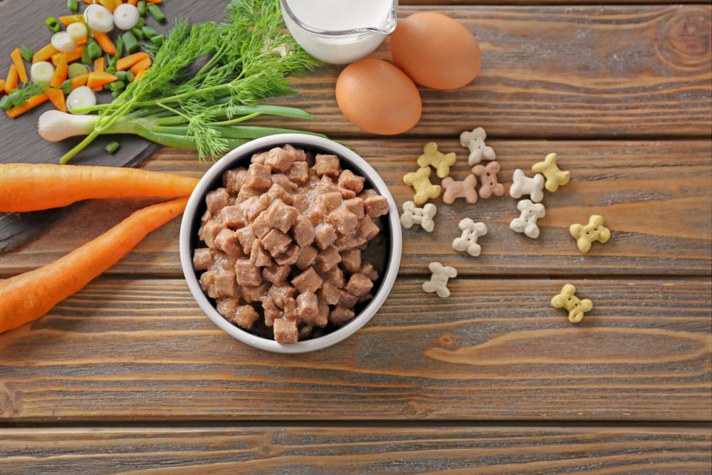 best natural dog food