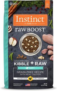 Instinct Rawboost Grain Free Recipe Puppy Food