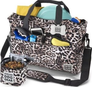 Mobile Dog Gear Day Away Dog Tote Bag