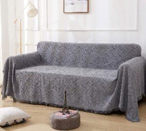 RHF Geometrical Sofa Cover