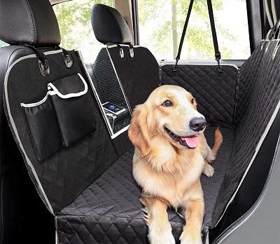 Pecute Dog Seat Cover